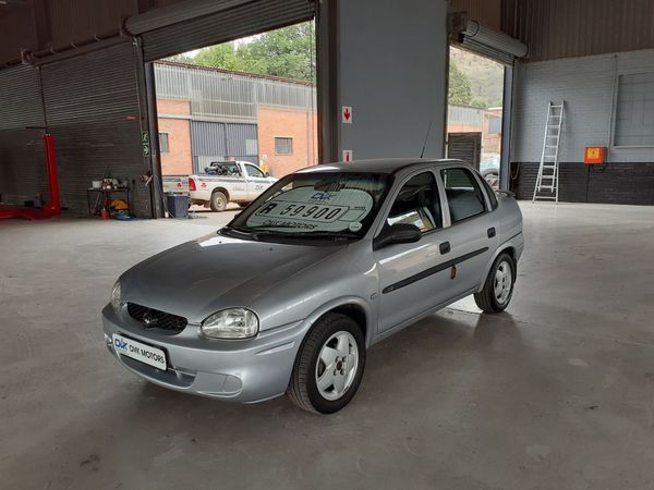 2002 Opel Corsa Classic 1.4 Comfort Ac  Free State Ficksburg_0
