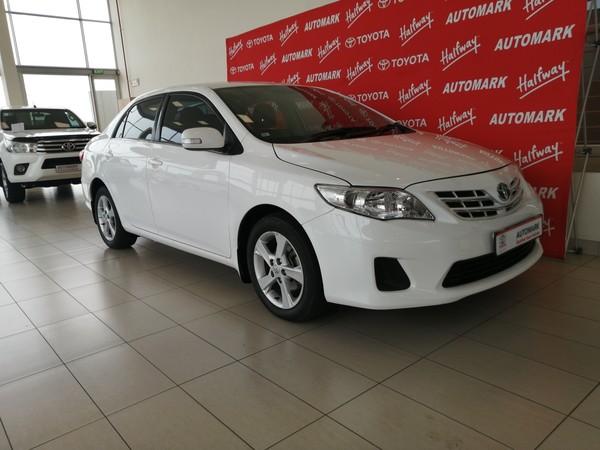 2012 Toyota Corolla 1.6 Advanced At  Western Cape George_0