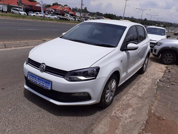 2018 Volkswagen Polo Vivo 1.4 Comfortline 5-Door Gauteng Kempton Park_0