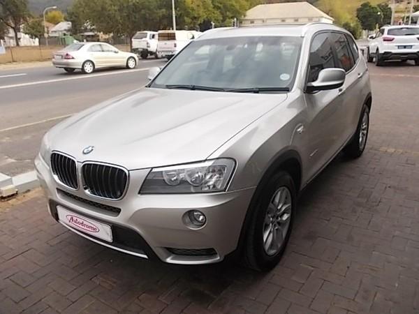 2013 BMW X3 Xdrive20d At  Western Cape Paarl_0