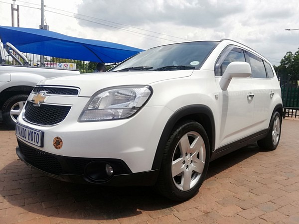 2013 Chevrolet Orlando 1.8ls  Gauteng Bramley_0