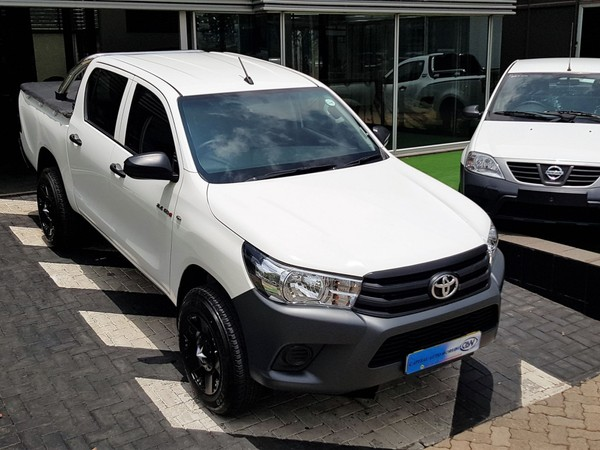 2019 Toyota Hilux 2.4 GD-6 Raised Body Double Cab Low 6900KMS Gauteng Midrand_0