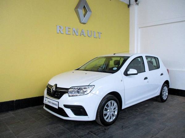 2017 Renault Sandero 900 T expression Gauteng Bryanston_0