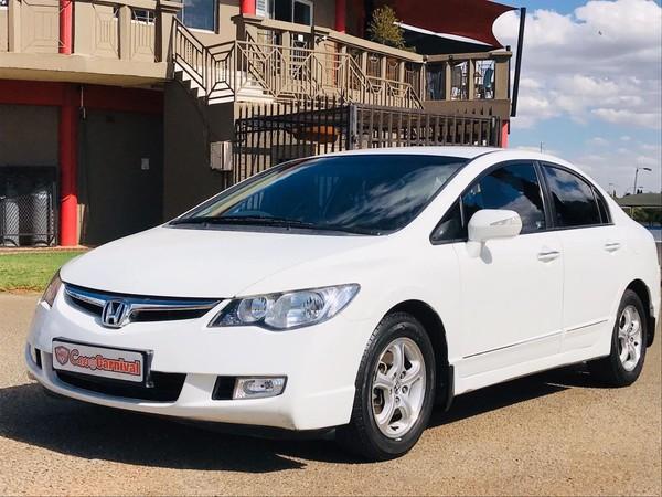 2008 Honda Civic 1.8Xi Lux Automatic Excellent 129000km Gauteng Brakpan_0