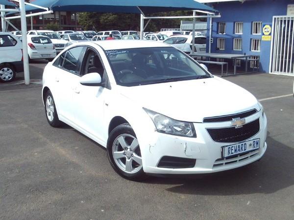 2010 Chevrolet Cruze 1.6 L  Gauteng Boksburg_0