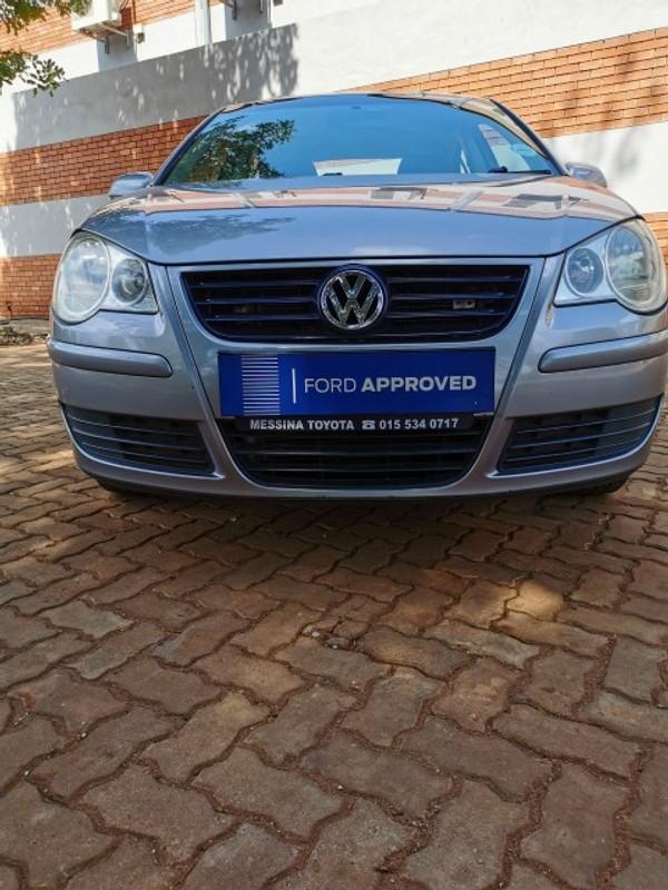 2008 Volkswagen Polo Classic 1.6 Trendline  Limpopo Louis Trichardt_0