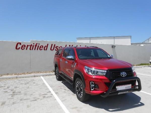 2019 Toyota Hilux 2.8 GD-6 Raider 4X4 Auto Double Cab Bakkie Eastern Cape Port Elizabeth_0