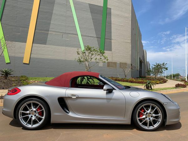 2012 Porsche Boxster  S PDK 6000KMs Kwazulu Natal Umhlanga Rocks_0