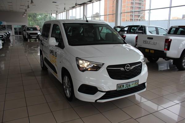 2019 Opel Combo Life Enjoy 1.6TD FC PV Free State Bloemfontein_0