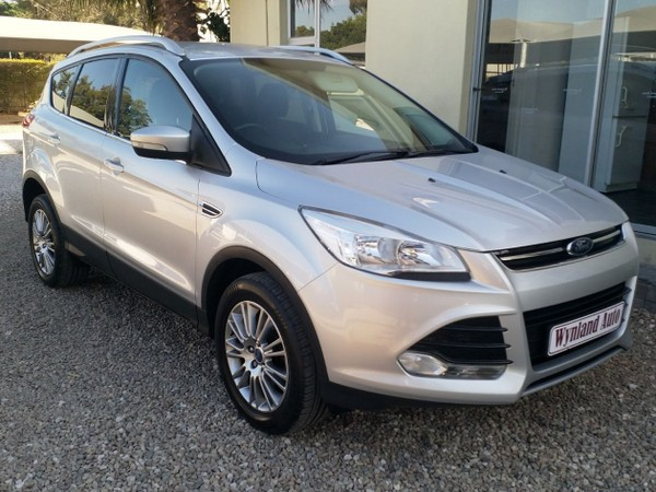 2015 Ford Kuga 1.5 Ecoboost Trend Auto Western Cape Worcester_0
