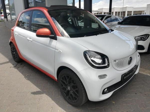 2019 Smart Forfour Prime Auto Gauteng Pretoria_0