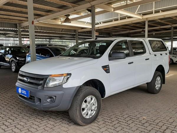 2016 Ford Ranger 2.2tdci Xl Pu Dc  Gauteng Midrand_0