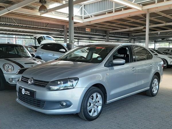 2013 Volkswagen Polo 1.6 Comfortline  Gauteng Midrand_0