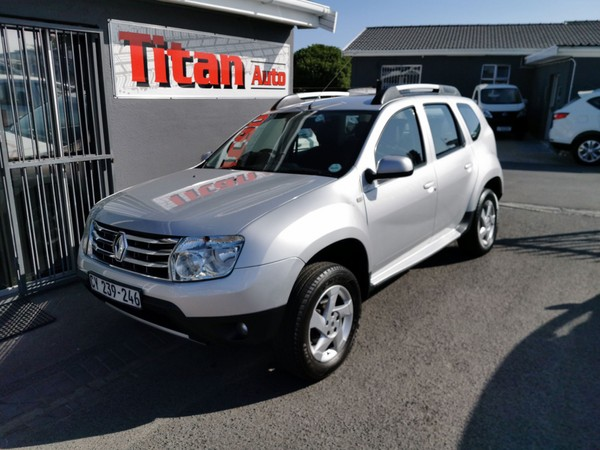 2013 Renault Duster 1.6 Dynamique Western Cape Kuils River_0