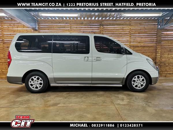 2011 Hyundai H1 2.5 Crdi Ac Fc Pv At  Gauteng Pretoria_0
