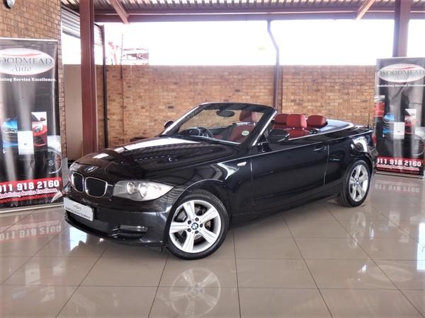 2010 BMW 1 Series 125i Convertible At  Gauteng Boksburg_0
