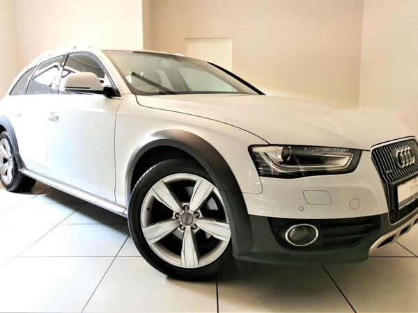 2014 Audi A4 Allroad 2.0 Tdi Quatt S-tronic  Free State Bloemfontein_0