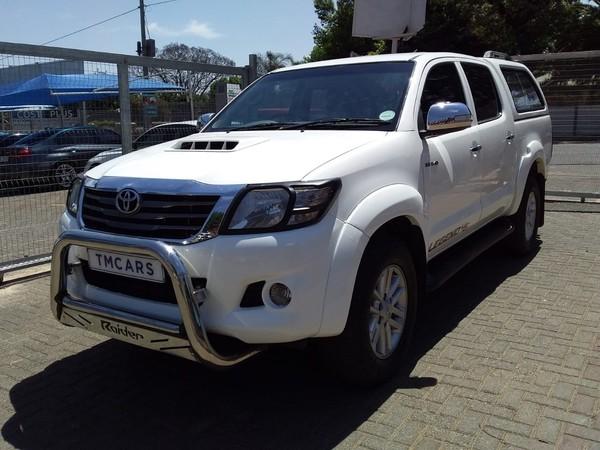 2012 Toyota Hilux 3.0 D-4d Raider 4x4 Pu Dc  Gauteng Bramley_0