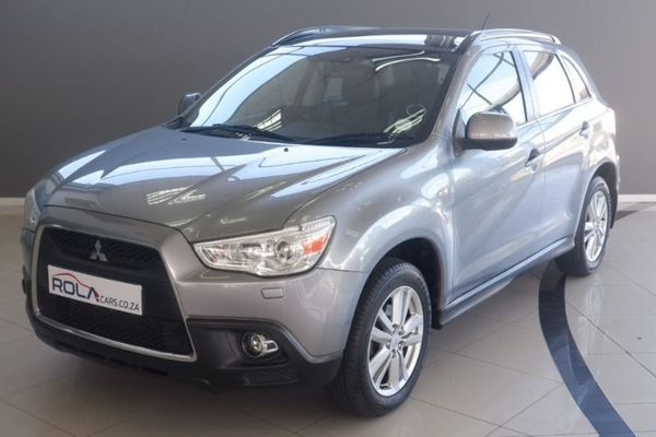 2012 Mitsubishi ASX 2.0 5dr Glx  Western Cape Somerset West_0