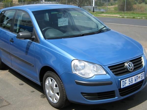 2006 Volkswagen Polo 1.4 Tdi Trendline  Gauteng Boksburg_0