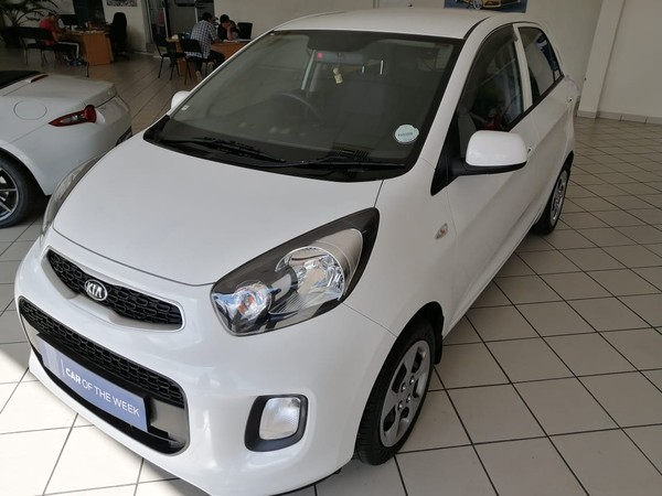 2016 Kia Picanto 1.0 Lx  Gauteng Randfontein_0