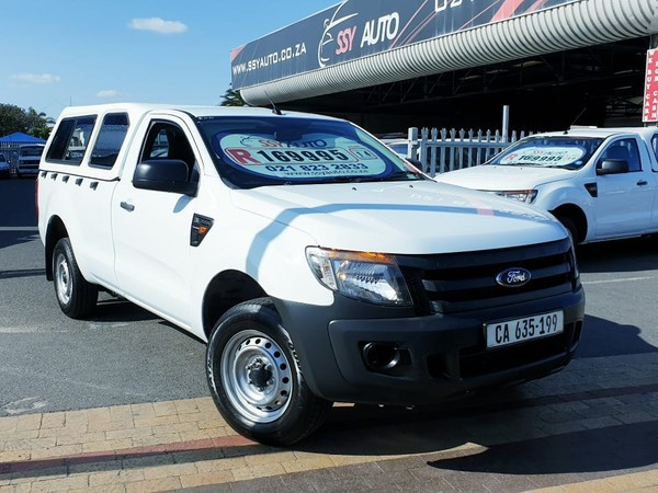 2014 Ford Ranger 2.2tdci Pu Sc  Western Cape Parow_0