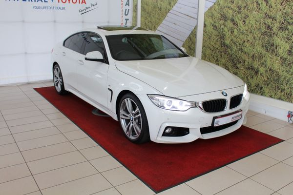 2014 BMW 4 Series 428i Gran Coupe M Sport Auto Gauteng Kempton Park_0