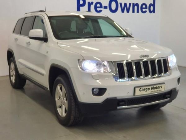2013 Jeep Grand Cherokee 3.6 Limited  Gauteng Johannesburg_0