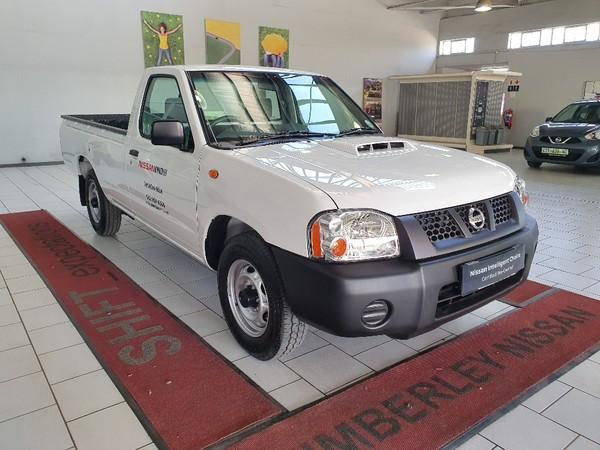 2019 Nissan NP300 Hardbody 2.5 TDi LWB Single Cab Bakkie Northern Cape Kimberley_0
