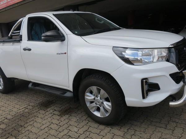2018 Toyota Hilux 2018 TOYOTA HILUX 2.4 GD6 SINGLECAB   Gauteng Bramley_0