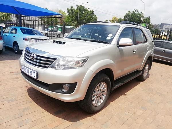 2013 Toyota Fortuner 3.0d-4d Rb  Gauteng Bramley_0