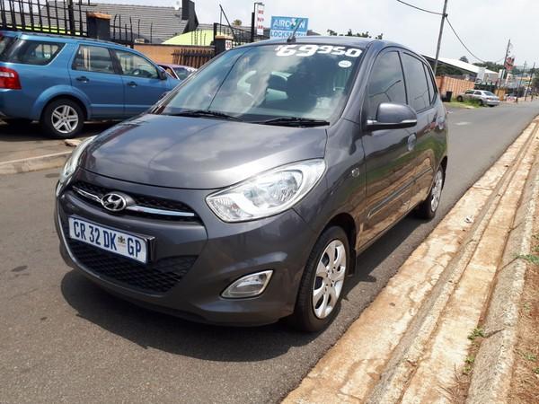 2013 Hyundai i10 1.1 Gls  Gauteng Kempton Park_0