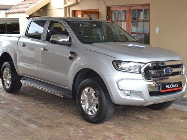 2016 Ford Ranger 2.2TDCi XLT Auto Double Cab Bakkie Kwazulu Natal Durban_0