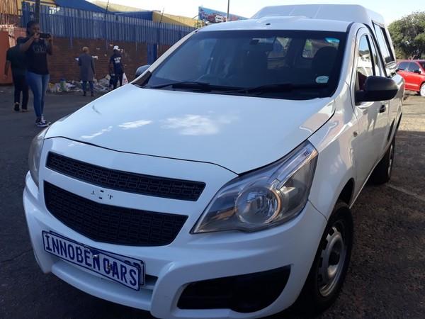 2016 Chevrolet Corsa Utility 1.4 Club Pu Sc  Gauteng Johannesburg_0