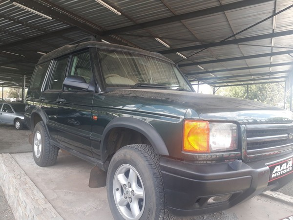 2001 Land Rover Discovery V8 Gs At  North West Province Klerksdorp_0