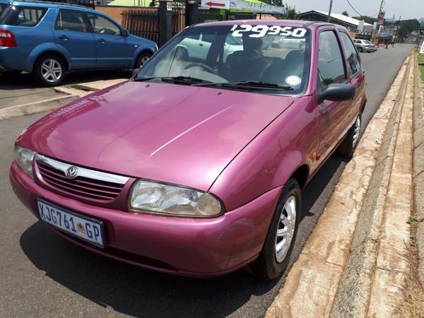 1998 Mazda 121 Soho 1.4 3d  Gauteng Kempton Park_0