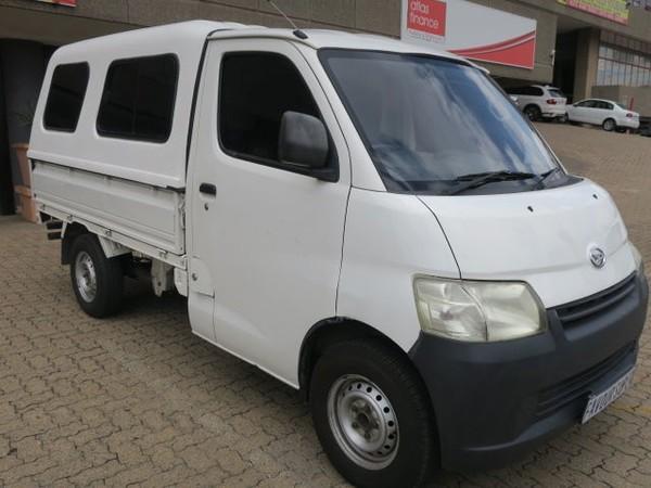 2014 Daihatsu GranMax 1 Ton Gauteng Bramley_0