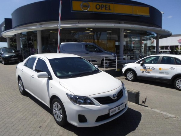 2017 Toyota Corolla Quest 1.6 Western Cape Tygervalley_0