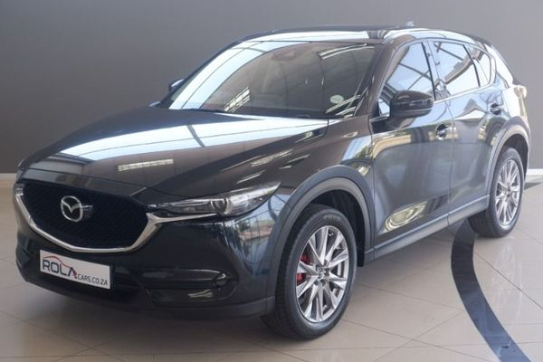 2019 Mazda CX-5 2.2DE Akera Auto AWD Western Cape Somerset West_0