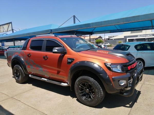 2015 Ford Ranger 3.2TDCi Wildtrak Auto Double cab bakkie Gauteng Vereeniging_0