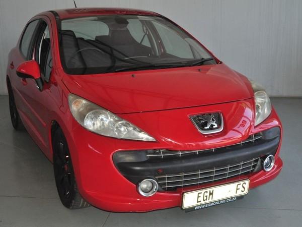 2007 Peugeot 207 1.6 Xs  Free State Bloemfontein_0