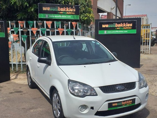 2015 Ford Ikon 1.6 Ambiente  Gauteng Pretoria West_0