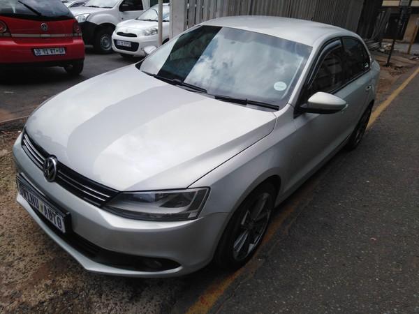 2012 Volkswagen Jetta 1.4 Tsi Comfortline  Gauteng Johannesburg_0