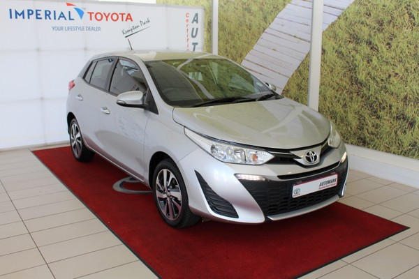 2018 Toyota Yaris 1.5 Xs 5-Door Gauteng Kempton Park_0