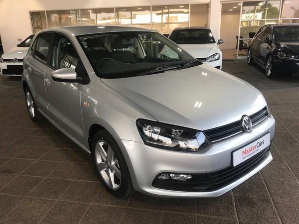2019 Volkswagen Polo Vivo 1.6 Highline 5-Door Gauteng Kempton Park_0