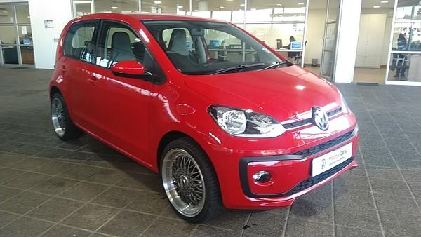 2019 Volkswagen Up Move UP 1.0 5-Door Gauteng Kempton Park_0