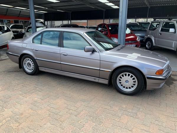 1998 BMW 7 Series 740i Exclusive At m62 e38  Gauteng Boksburg_0