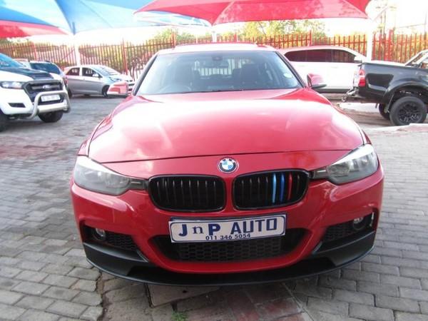 2012 BMW 3 Series 320d M Sport Line At f30  Gauteng Bramley_0