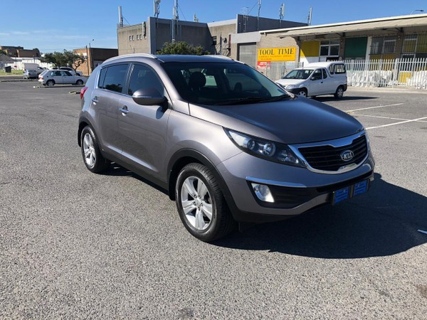 2010 Kia Sportage 2.0 At  Western Cape Kuils River_0
