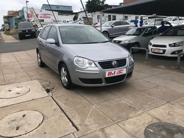 2008 Volkswagen Polo 1.6 Comfortline  Kwazulu Natal Durban_0